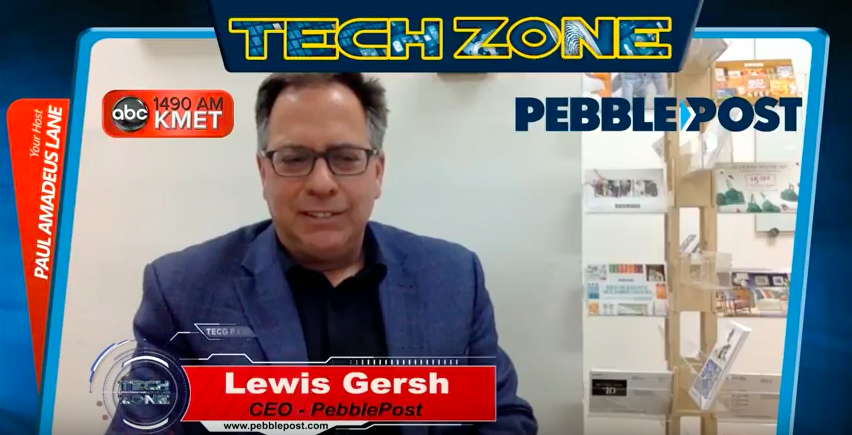 ABC News Radio's Tech Zone talks programmatic with CEO Lewis Gersh